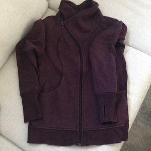 Lululemon Zip Up Sweatshirt Size 6